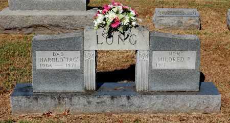 LONG, MILDRED P. - Gallia County, Ohio | MILDRED P. LONG - Ohio Gravestone Photos