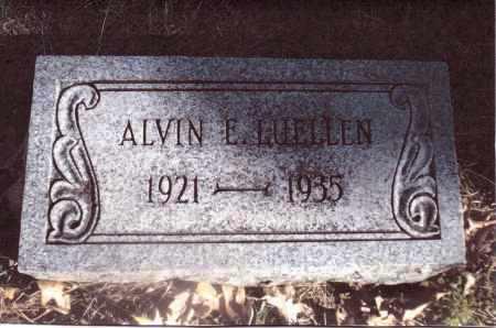 LUELLEN, ALVIN E. - Gallia County, Ohio | ALVIN E. LUELLEN - Ohio Gravestone Photos