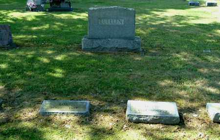 LUELLEN, FAMILY MONUMENT - Gallia County, Ohio | FAMILY MONUMENT LUELLEN - Ohio Gravestone Photos