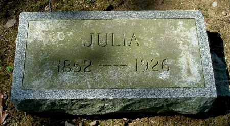 NEIGHBORGALE LUELLEN, JULIA A - Gallia County, Ohio | JULIA A NEIGHBORGALE LUELLEN - Ohio Gravestone Photos