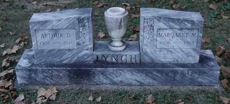 LYNCH, MARGARET M - Gallia County, Ohio | MARGARET M LYNCH - Ohio Gravestone Photos
