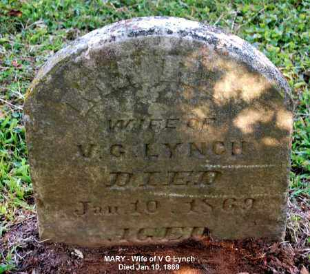 LYNCH, MARY - Gallia County, Ohio | MARY LYNCH - Ohio Gravestone Photos