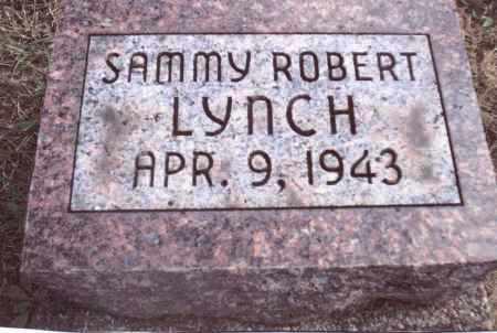 LYNCH, SAMMY ROBERT - Gallia County, Ohio   SAMMY ROBERT LYNCH - Ohio Gravestone Photos