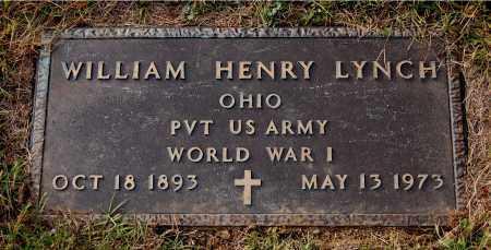 """LYNCH, WILLIAM HENRY """"BUD"""" - Gallia County, Ohio   WILLIAM HENRY """"BUD"""" LYNCH - Ohio Gravestone Photos"""