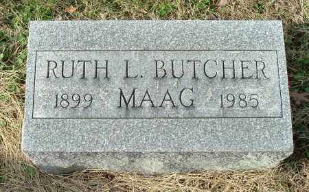 MAAG, RUTH L - Gallia County, Ohio | RUTH L MAAG - Ohio Gravestone Photos