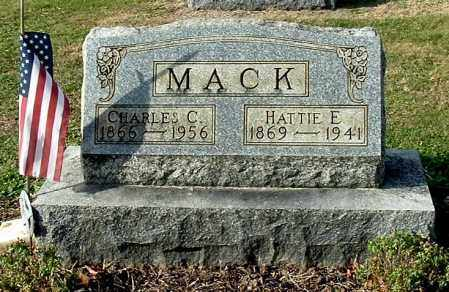 TATE MACK, HATTIE ELIZABETH - Gallia County, Ohio | HATTIE ELIZABETH TATE MACK - Ohio Gravestone Photos