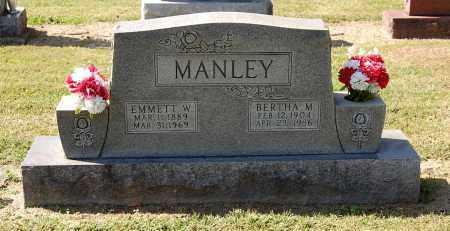MANLEY, EMMETT WARREN - Gallia County, Ohio | EMMETT WARREN MANLEY - Ohio Gravestone Photos
