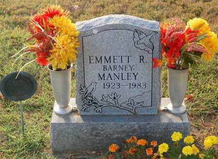 MANLEY, EMMETT R - Gallia County, Ohio | EMMETT R MANLEY - Ohio Gravestone Photos