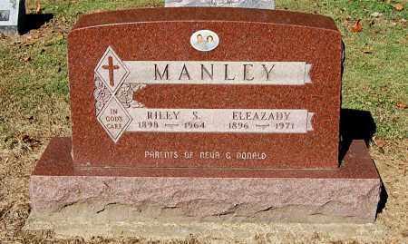 MANLEY, RILEY - Gallia County, Ohio | RILEY MANLEY - Ohio Gravestone Photos