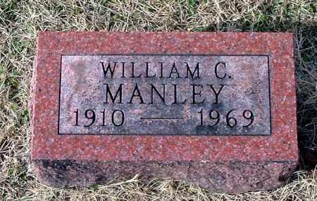 "MANLEY, WILLIAM CLAYTON ""BUCKY"" - Gallia County, Ohio | WILLIAM CLAYTON ""BUCKY"" MANLEY - Ohio Gravestone Photos"