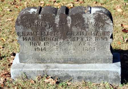 MAPES, GARNET V - Gallia County, Ohio | GARNET V MAPES - Ohio Gravestone Photos