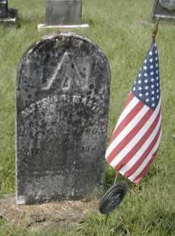 MARTIN, ALPHEUS - Gallia County, Ohio   ALPHEUS MARTIN - Ohio Gravestone Photos