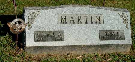 MARTIN, NEVA E - Gallia County, Ohio | NEVA E MARTIN - Ohio Gravestone Photos