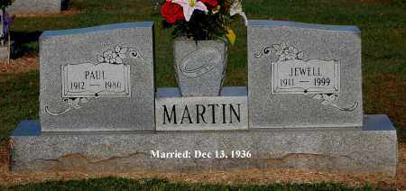 MARTIN, JEWELL - Gallia County, Ohio | JEWELL MARTIN - Ohio Gravestone Photos