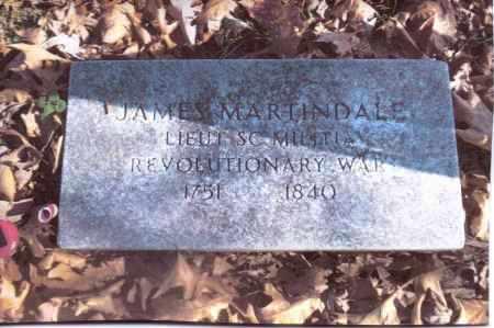 MARTINDALE, JAMES - Gallia County, Ohio | JAMES MARTINDALE - Ohio Gravestone Photos