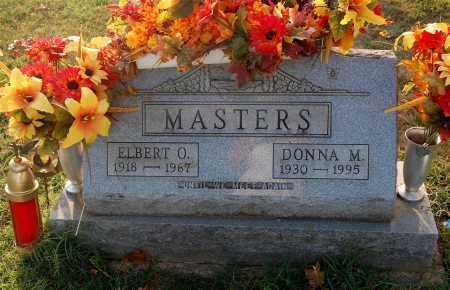 MASTERS, DONNA M. - Gallia County, Ohio | DONNA M. MASTERS - Ohio Gravestone Photos
