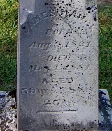 MAUCK, JAMES (CLOSE-UP) - Gallia County, Ohio | JAMES (CLOSE-UP) MAUCK - Ohio Gravestone Photos