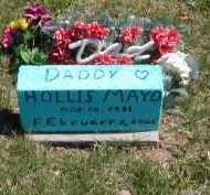 MAYO, HOLLIS - Gallia County, Ohio | HOLLIS MAYO - Ohio Gravestone Photos