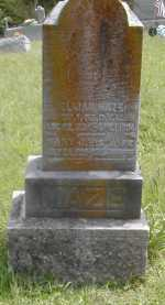 MAZE, MARY - Gallia County, Ohio | MARY MAZE - Ohio Gravestone Photos