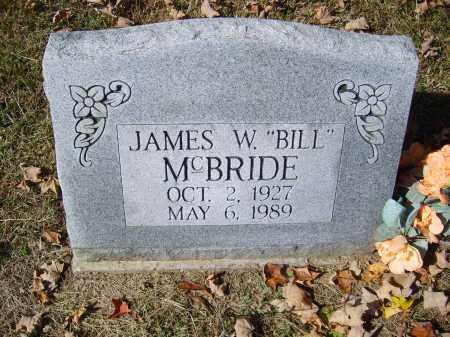 MCBRIDE, JAMES - Gallia County, Ohio | JAMES MCBRIDE - Ohio Gravestone Photos