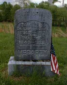 MCCARTY, MARY - Gallia County, Ohio | MARY MCCARTY - Ohio Gravestone Photos