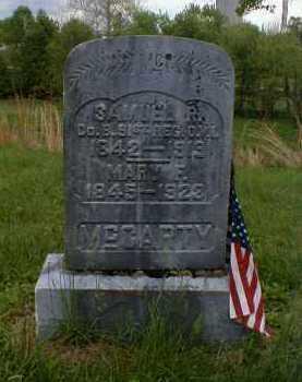 MCCARTY, MARY - Gallia County, Ohio | MARY MCCARTY - Ohio Gravestone Photos