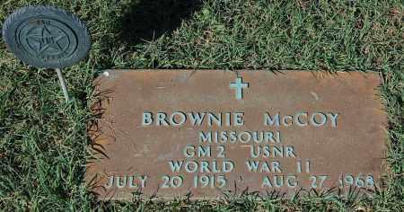 MCCOY, BROWNIE - Gallia County, Ohio   BROWNIE MCCOY - Ohio Gravestone Photos