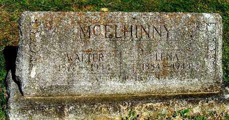 MCELHINNY, LENA - Gallia County, Ohio | LENA MCELHINNY - Ohio Gravestone Photos