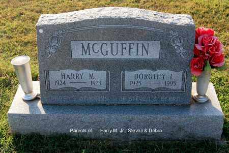MCGUFFIN, HARRY M. - Gallia County, Ohio   HARRY M. MCGUFFIN - Ohio Gravestone Photos