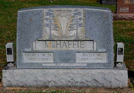 MCHAFFIE, GEORGE W., SR. - Gallia County, Ohio | GEORGE W., SR. MCHAFFIE - Ohio Gravestone Photos