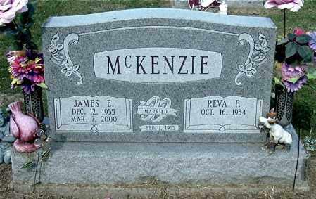 MCKENZIE, JAMES E - Gallia County, Ohio | JAMES E MCKENZIE - Ohio Gravestone Photos