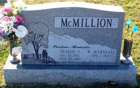 MCMILLION, MARSHALL - Gallia County, Ohio | MARSHALL MCMILLION - Ohio Gravestone Photos