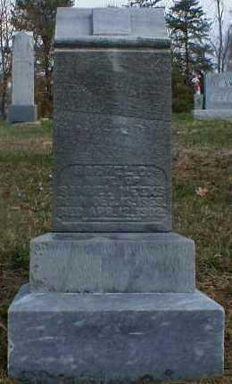 MEEKS, RACHEL - Gallia County, Ohio   RACHEL MEEKS - Ohio Gravestone Photos