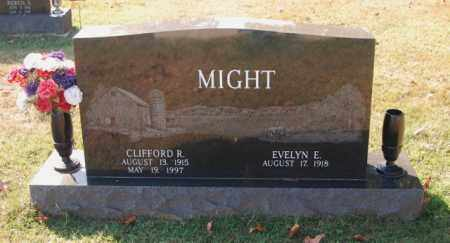 MIGHT, EVELYN E - Gallia County, Ohio | EVELYN E MIGHT - Ohio Gravestone Photos