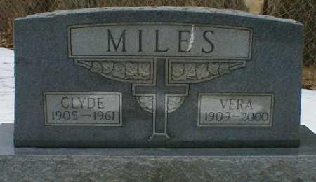 MILES, VERA - Gallia County, Ohio   VERA MILES - Ohio Gravestone Photos