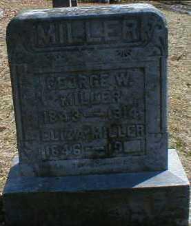MILLER, GEORGE - Gallia County, Ohio   GEORGE MILLER - Ohio Gravestone Photos