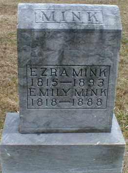 MINK, EZRA - Gallia County, Ohio   EZRA MINK - Ohio Gravestone Photos