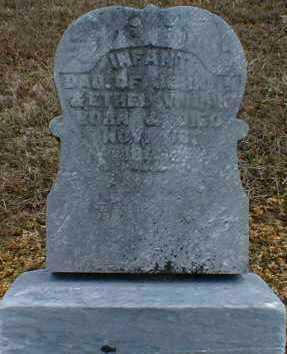 MINK, INFANT DAUGHTER - Gallia County, Ohio | INFANT DAUGHTER MINK - Ohio Gravestone Photos