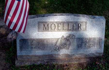 MOELLER, JOSEPH H - Gallia County, Ohio | JOSEPH H MOELLER - Ohio Gravestone Photos