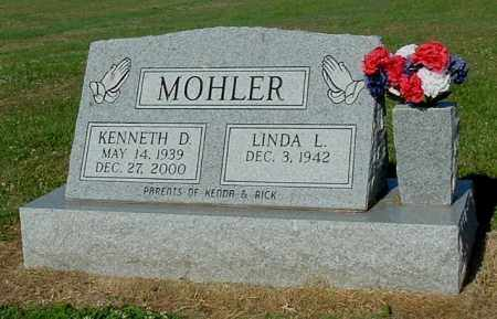 MOHLER, KENNETH D - Gallia County, Ohio | KENNETH D MOHLER - Ohio Gravestone Photos