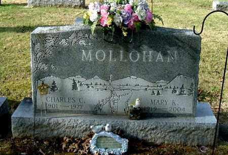 MOLLOHAN, MARY K - Gallia County, Ohio   MARY K MOLLOHAN - Ohio Gravestone Photos