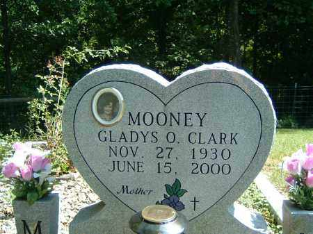 CLARK MOONEY, GLADYS O - Gallia County, Ohio | GLADYS O CLARK MOONEY - Ohio Gravestone Photos