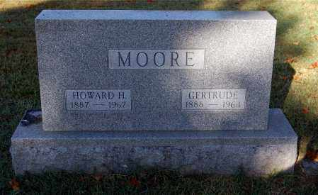 MOORE, GERTRUDE - Gallia County, Ohio | GERTRUDE MOORE - Ohio Gravestone Photos