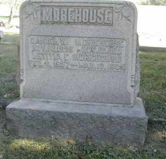 MOREHOUSE, LETITIA - Gallia County, Ohio | LETITIA MOREHOUSE - Ohio Gravestone Photos