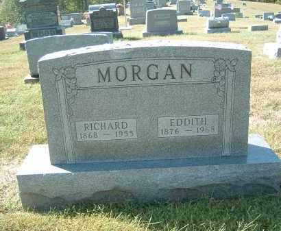 MORGAN, RICHARD - Gallia County, Ohio | RICHARD MORGAN - Ohio Gravestone Photos