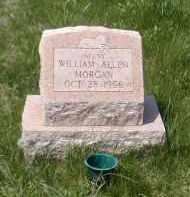 MORGAN, WILLIAM - Gallia County, Ohio   WILLIAM MORGAN - Ohio Gravestone Photos
