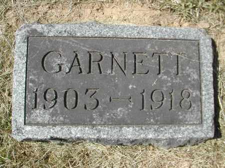 MORRISON, GARNETT - Gallia County, Ohio | GARNETT MORRISON - Ohio Gravestone Photos