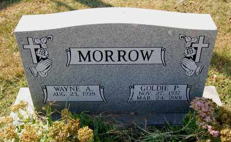 MORROW, GOLDIE P. - Gallia County, Ohio | GOLDIE P. MORROW - Ohio Gravestone Photos