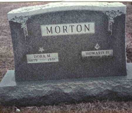 MORTON, HOWARD H. - Gallia County, Ohio | HOWARD H. MORTON - Ohio Gravestone Photos