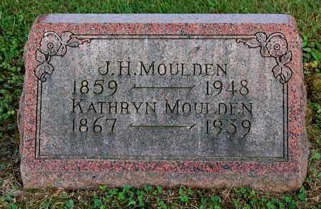 MOULDEN, KATHRYN - Gallia County, Ohio   KATHRYN MOULDEN - Ohio Gravestone Photos